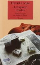 """Couverture du livre : """"Les quatre vérités"""""""