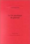 """Couverture du livre : """"La vie psychique du pouvoir"""""""
