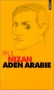 """Couverture du livre : """"Aden Arabie"""""""