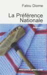 """Couverture du livre : """"La préférence nationale et autres nouvelles"""""""