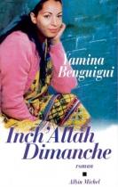 """Couverture du livre : """"Inch'Allah dimanche"""""""