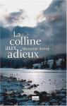 """Couverture du livre : """"La colline aux adieux"""""""