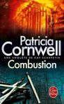 """Couverture du livre : """"Combustion"""""""