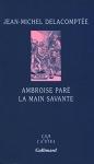 """Couverture du livre : """"Ambroise Paré"""""""
