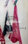 """Couverture du livre : """"La pension Eva"""""""