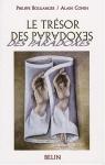 """Couverture du livre : """"Le trésor des paradoxes"""""""
