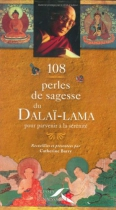"""Couverture du livre : """"108 perles de sagesse pour parvenir à la sérénité"""""""
