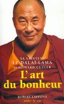 """Couverture du livre : """"L'art du bonheur"""""""