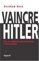 """Couverture du livre : """"Vaincre Hitler"""""""