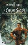 """Couverture du livre : """"La chasse sacrée"""""""