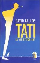 """Couverture du livre : """"Jacques Tati"""""""