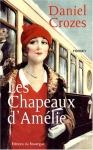 """Couverture du livre : """"Les chapeaux d'Amélie"""""""