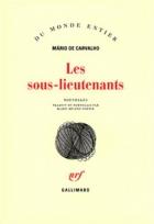 """Couverture du livre : """"Les sous-lieutenants"""""""