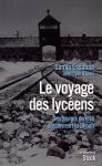 """Couverture du livre : """"Le voyage des lycéens"""""""