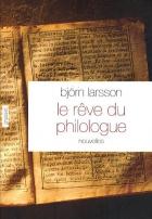 """Couverture du livre : """"Le rêve du philologue"""""""