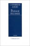"""Couverture du livre : """"Passage de l'ange"""""""