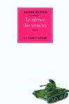 """Couverture du livre : """"Le silence des termites"""""""