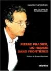 """Couverture du livre : """"Pierre Pradier, un homme sans frontières"""""""