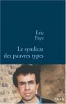 """Couverture du livre : """"Le syndicat des pauvres types"""""""