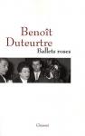 """Couverture du livre : """"Ballets roses"""""""