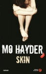 "Couverture du livre : ""Skin"""
