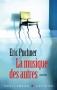 """Couverture du livre : """"La musique des autres"""""""