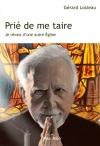 """Couverture du livre : """"Prié de me taire"""""""