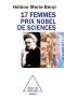 """Couverture du livre : """"17 femmes prix Nobel de sciences"""""""