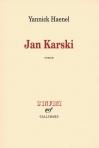 """Couverture du livre : """"Jan Karski"""""""