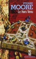 """Couverture du livre : """"Le hors venu"""""""