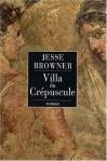 """Couverture du livre : """"Villa du Crépuscule"""""""