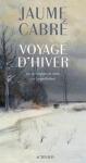 """Couverture du livre : """"Voyage d'hiver"""""""