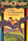 """Couverture du livre : """"La vallée des dinosaures"""""""