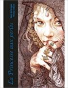"""Couverture du livre : """"La princesse aux perles"""""""