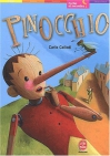 """Couverture du livre : """"Pinocchio"""""""