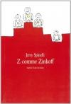 """Couverture du livre : """"Z comme Zinkoff"""""""