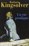 """Couverture du livre : """"Un été prodigue"""""""