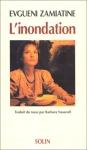 """Couverture du livre : """"L'inondation"""""""