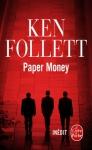 """Couverture du livre : """"Paper money"""""""