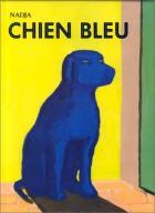 """Couverture du livre : """"Chien bleu"""""""