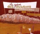 """Couverture du livre : """"La grève des moutons"""""""