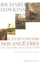 """Couverture du livre : """"Il était une fois nos ancêtres"""""""
