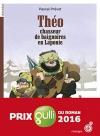 """Couverture du livre : """"Théo, chasseur de baignoires en Laponie"""""""