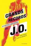 """Couverture du livre : """"Grands records et petites anecdotes des J. O."""""""