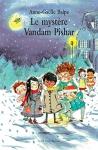 """Couverture du livre : """"Le mystère Vandam Pishar"""""""