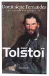 """Couverture du livre : """"Avec Tolstoï"""""""