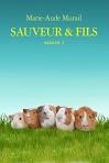 """Couverture du livre : """"Sauveur et fils"""""""