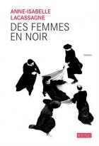 """Couverture du livre : """"Des femmes en noir"""""""