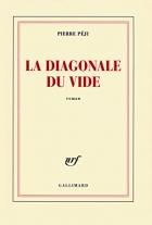 """Couverture du livre : """"La diagonale du vide"""""""