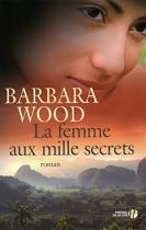 """Couverture du livre : """"La femme aux mille secrets"""""""